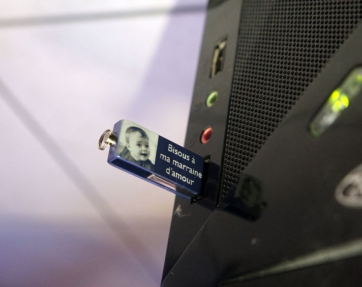 Une clé USB personnalisée c'est très high-tech, quand elle est personnalisée c'est tendance ! #USB