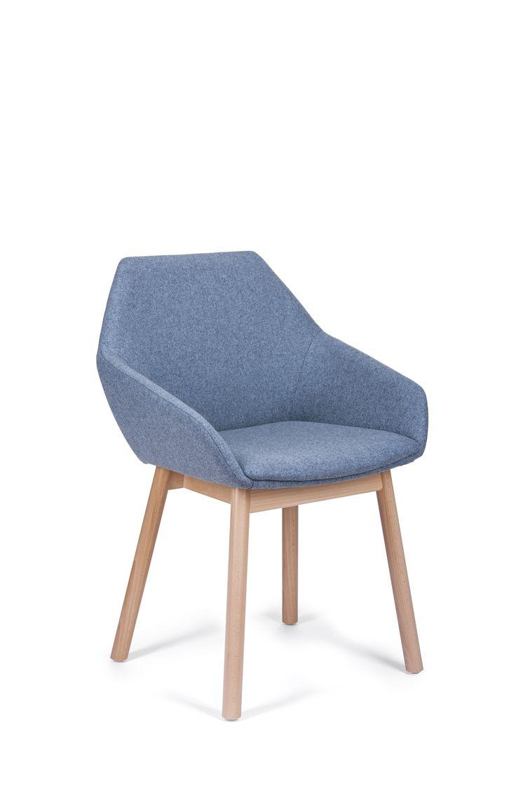 Krzesło Tuk marki Paged. Znajdź więcej na: www.euforma.pl                     #krzesło #paged #tuk #home #polishdesign #chair