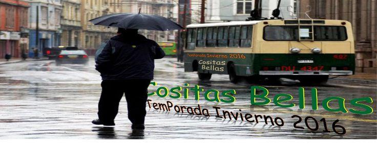 Hola Invierno 2016..!!! Cositas Bellas #valparaiso #chile #invierno