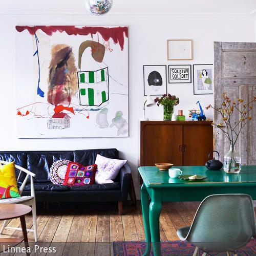 25+ ide terbaik esstisch shabby chic di pinterest, Esszimmer dekoo
