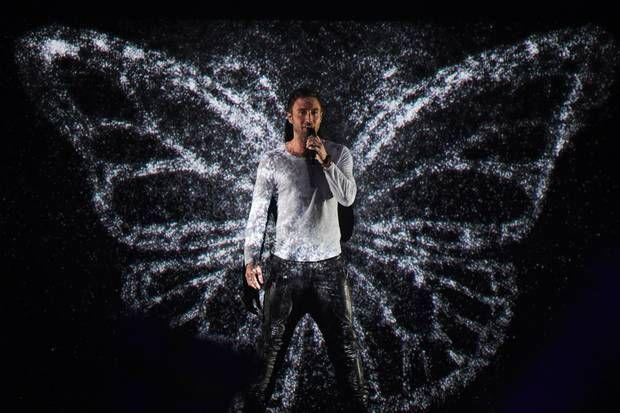 Eurovision 2015: The best moments from Australia's random entry to Lithuania's gay kiss - Eurovision - Arts and Entertainment - The Independent