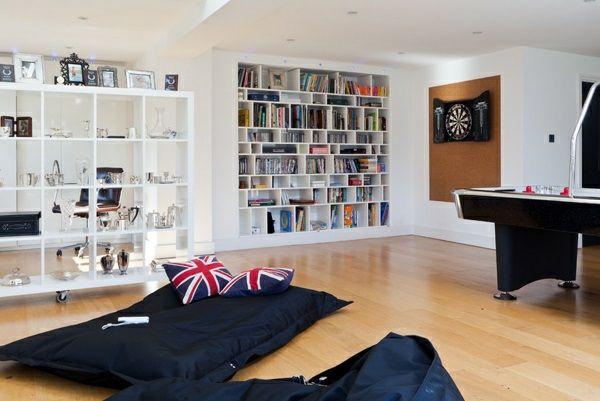 cool Coole Wohnideen für Jugendzimmer und Aufenthaltsraum für Teenager