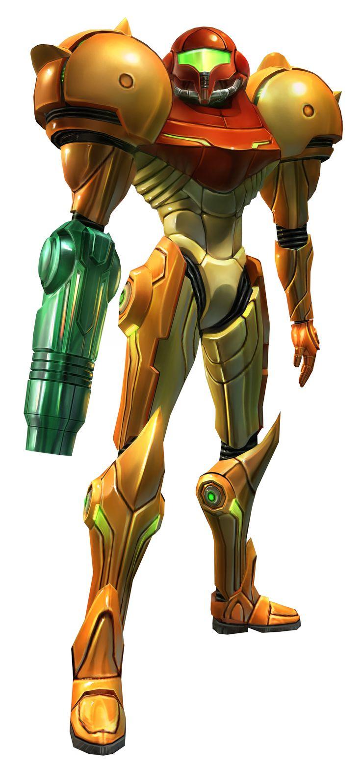 Zero suit samus tribute smallerr - 4 7
