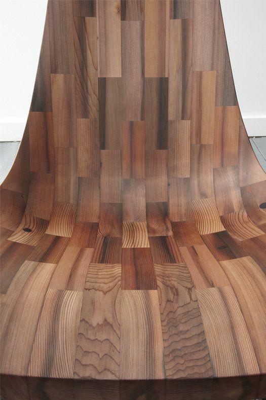 Good Excellent Modern Wood Water Tower Chair Brooklyn New York Decor