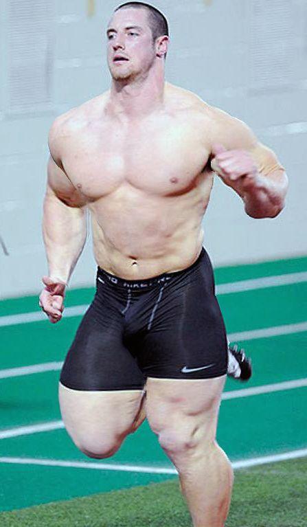 30 best football fantasies images on pinterest hot guys handsome guys and hot men - Stonepiler bodybuilder ...