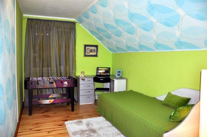 Дизайн небольшой комнаты для подростка