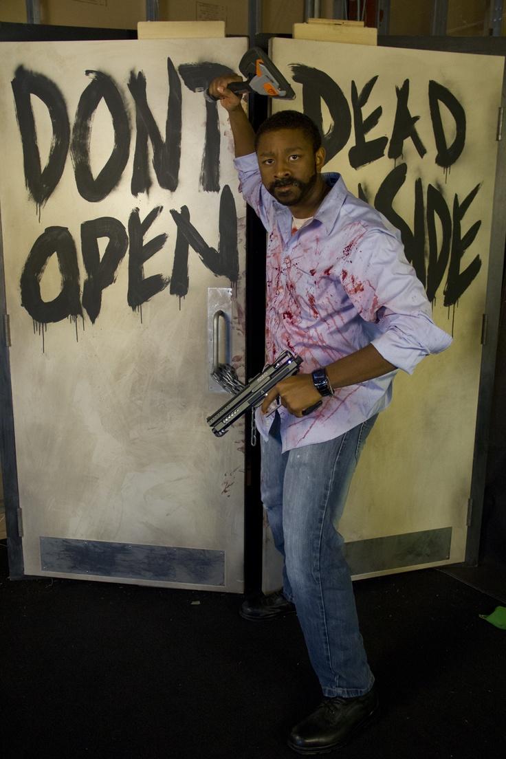 Walking Dead Lee Cosplay