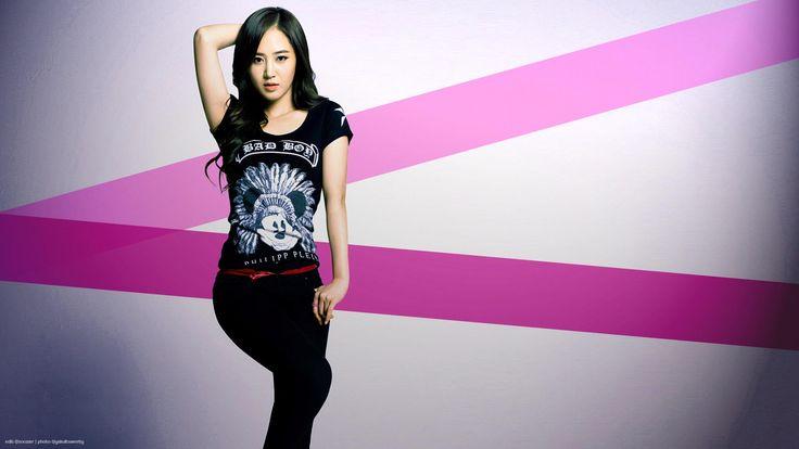 Yuri SNSD sexy Wallpaper