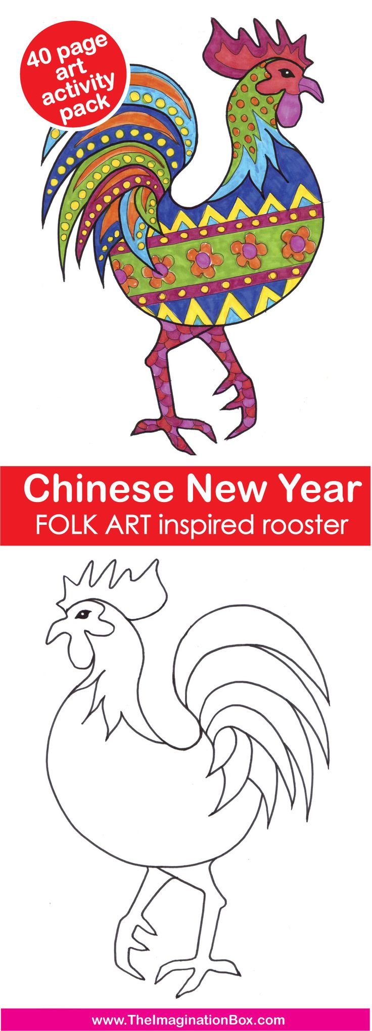 Childrens praying hands coloring page - Let S Welcome The Year Of The Rooster 2017 With Color Imagination And Fun This