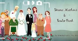 Výsledek obrázku pro originální svatební oznámení s fotkou