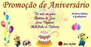 Scraplivros: Promoção De Aniversário Dos Blogs: De Tudo Um Pouc...