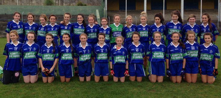AGB U16 Ladies in Championship Action