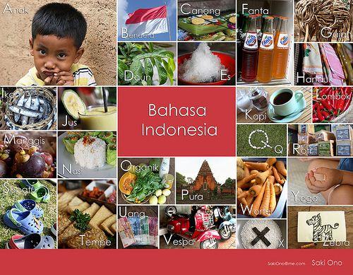 Indonesia adalah negara yang kaya akan nilai-nilai budaya - salah satunya budya yang ada adalah keanekaragaman bahasa