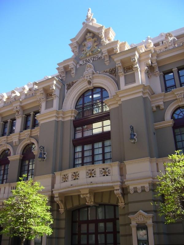 Teatro Palacio Valdés (Avilés , Asturias)