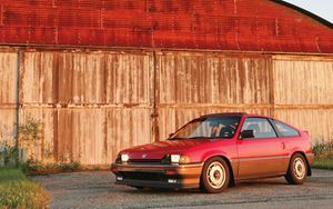 Read on to check out the 1985 Honda CRX Si wallpaper gallery, brought to you by the classic experts at Motor Trend Classic.