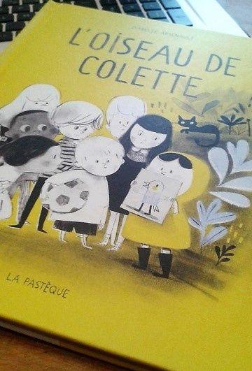 Isabelle Arsenault (éditions de la Pastèque)