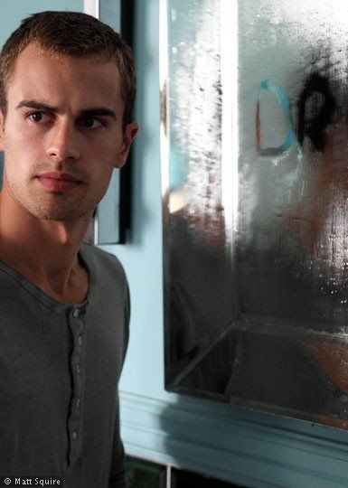Theo James | Theo James-HOT! | Pinterest | Theo James, Tobias and Andrew garfield