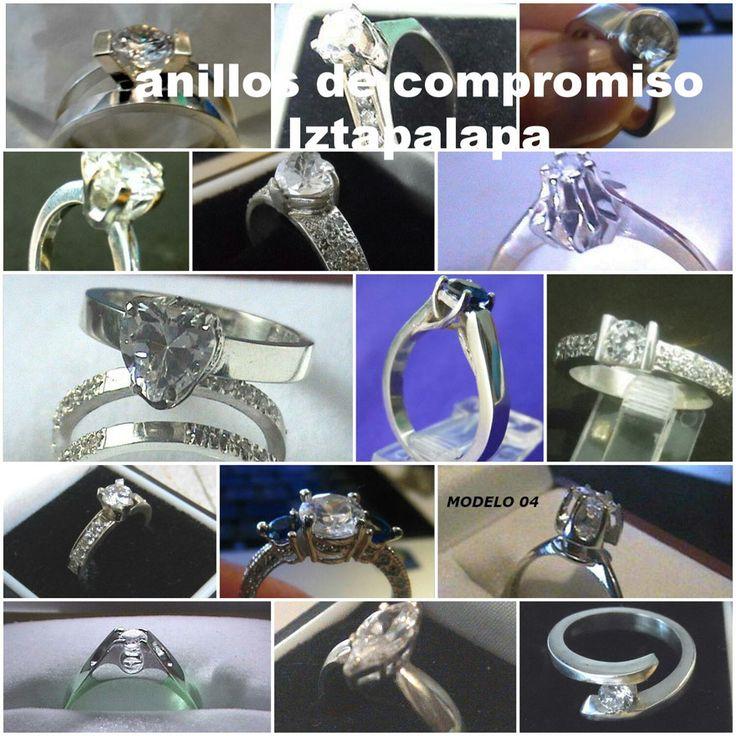 Anillos de compromiso Iztapalapa df cdmx, desde $550 pesos envíos económicos, par de argollas matrimoniales 900 pesos