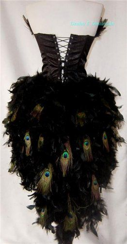 peacock feather costumes - Bing Images