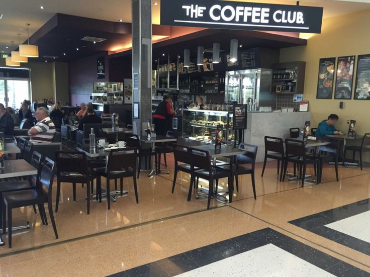 The Coffee Club in the Victoria Point Shopping Centre (east of Brisbane, Australia). The coffee is usually good but you can get a fairly ordinary cup of coffee at times. Obviously depends on who is making the coffee.