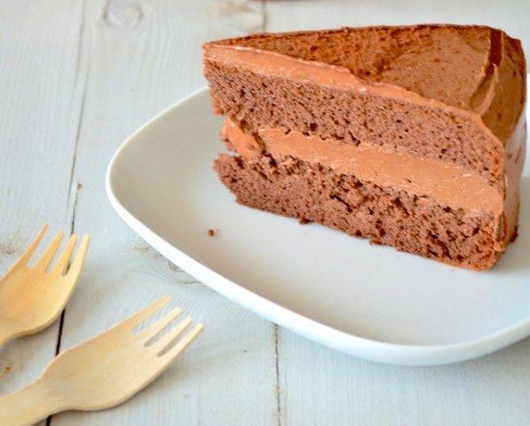 Dit is het recept voor de lekkerste chocoladetaart ooit, het is makkelijk en echt chocolicious.