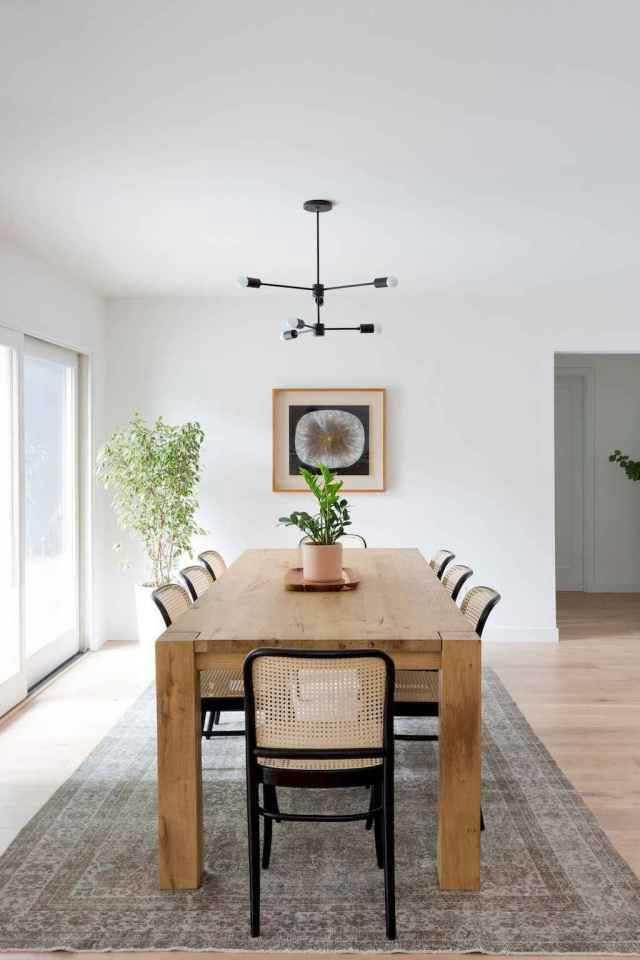 Gorgeous Farmhouse Dining Room Table Decor Ideas Dining Room Table Decor Farmhouse Dining Rooms Decor Dining Room Design