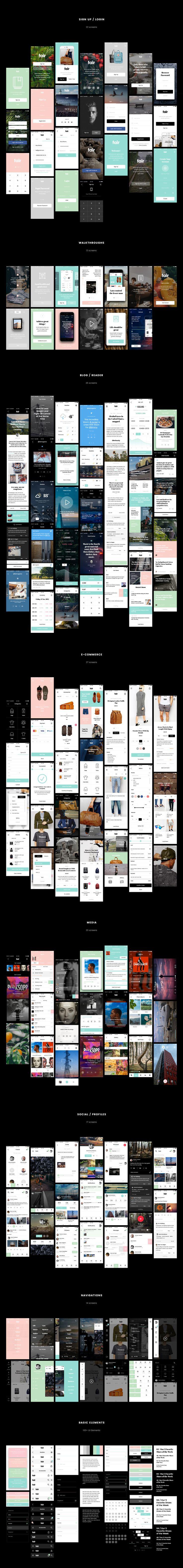 Fair UI Kit