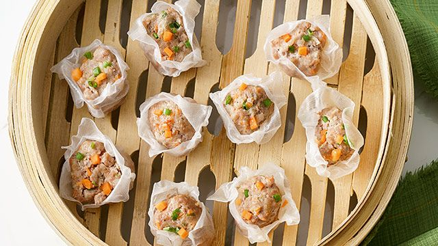 how to make beef siomai