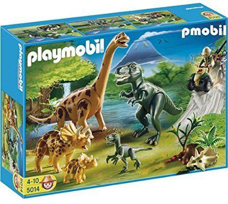 Playmobil - 5014 - Monde des dinosaures: Amazon.fr: Jeux et Jouets