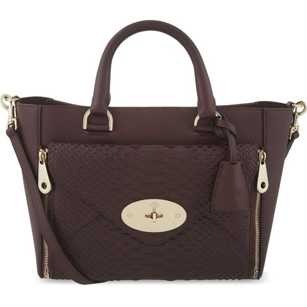 df2213753468 MULBERRY Willow small tote ( 2