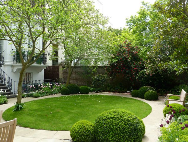 london garden by tommaso del buono - Garden Ideas London