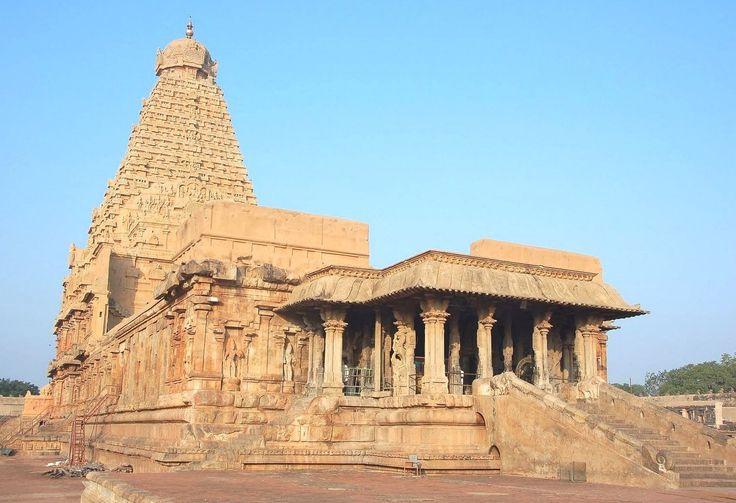 Great Living Chola Temples in Tamil Nadu