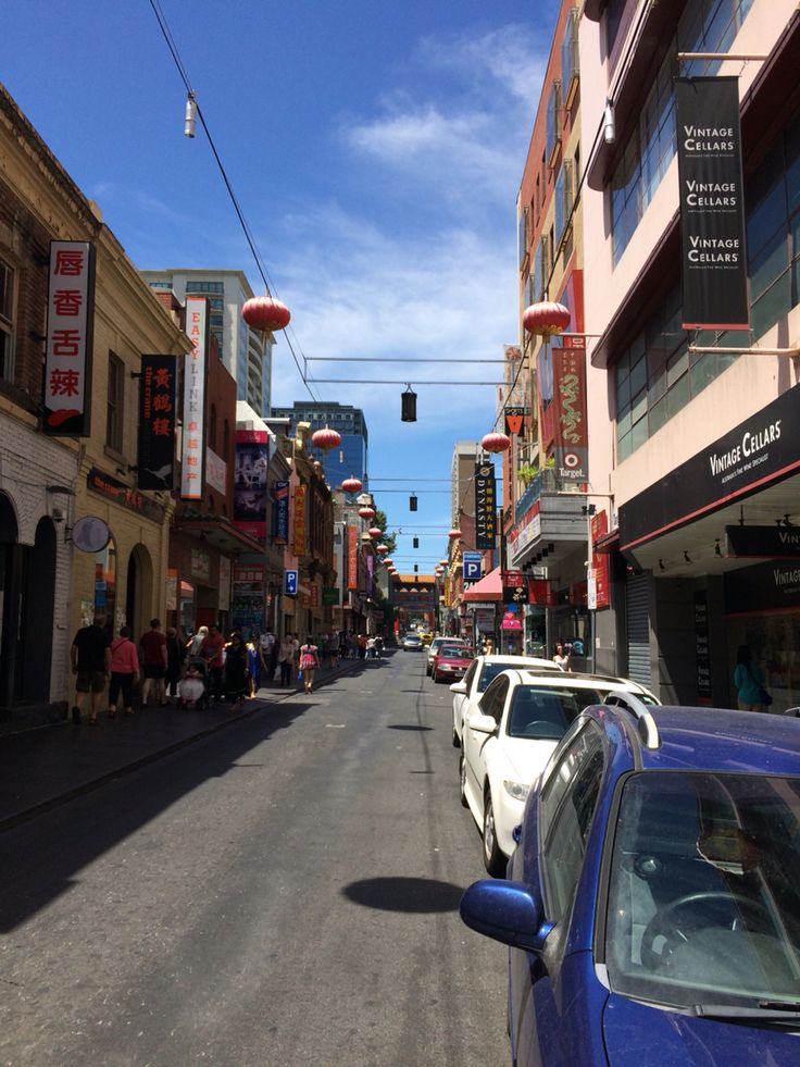 China Town, Melbourne