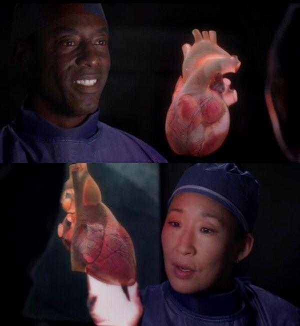 Preston Burke e Cristina Yang - 10° Temporada