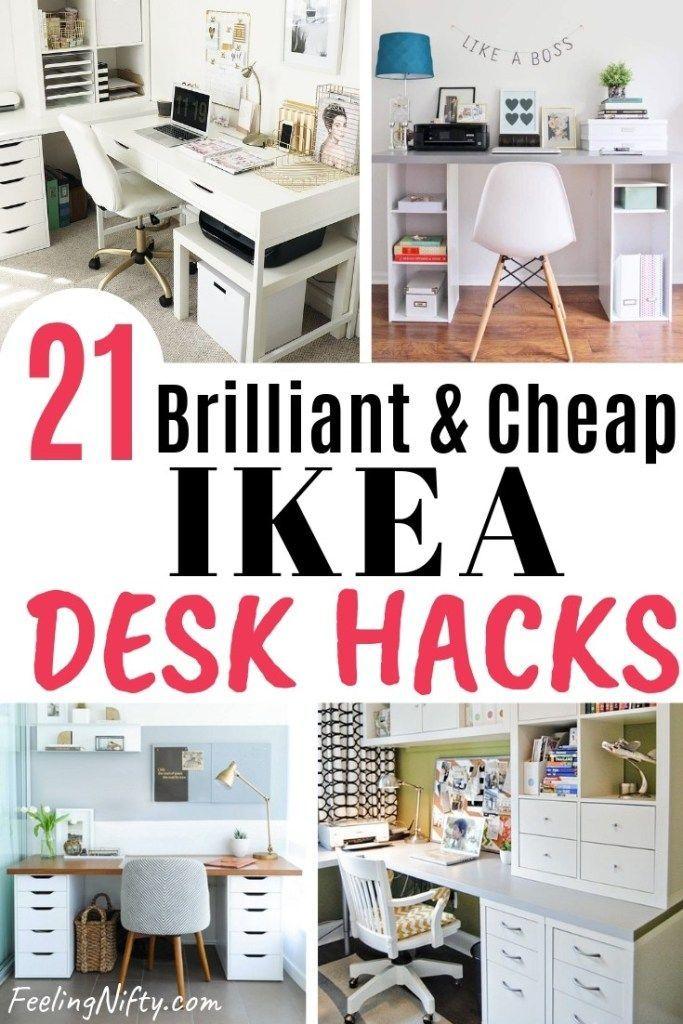 Butter Cookies in 2020 | Ikea desk hack, Desk hacks, Craft