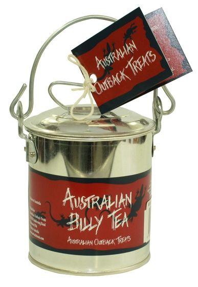 Australian Billy Tea 40g Silver Billy Can