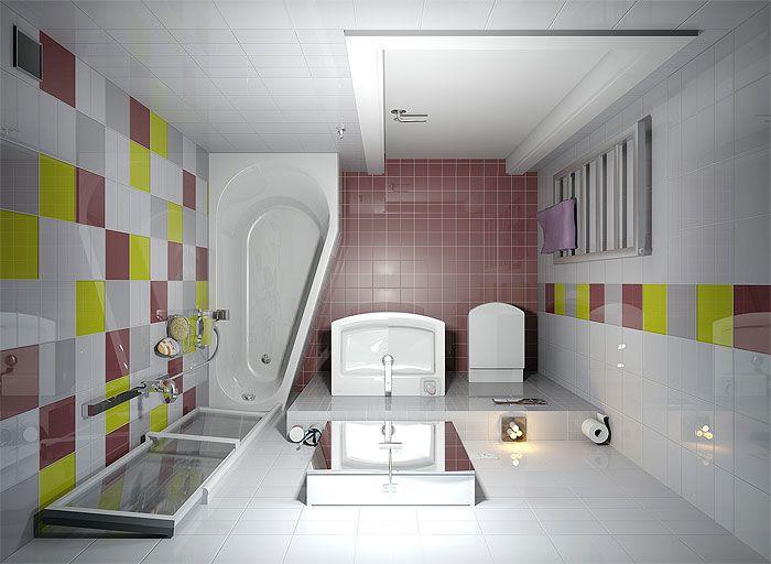 Fürdőszoba minták - SAPHO fürdőszobák