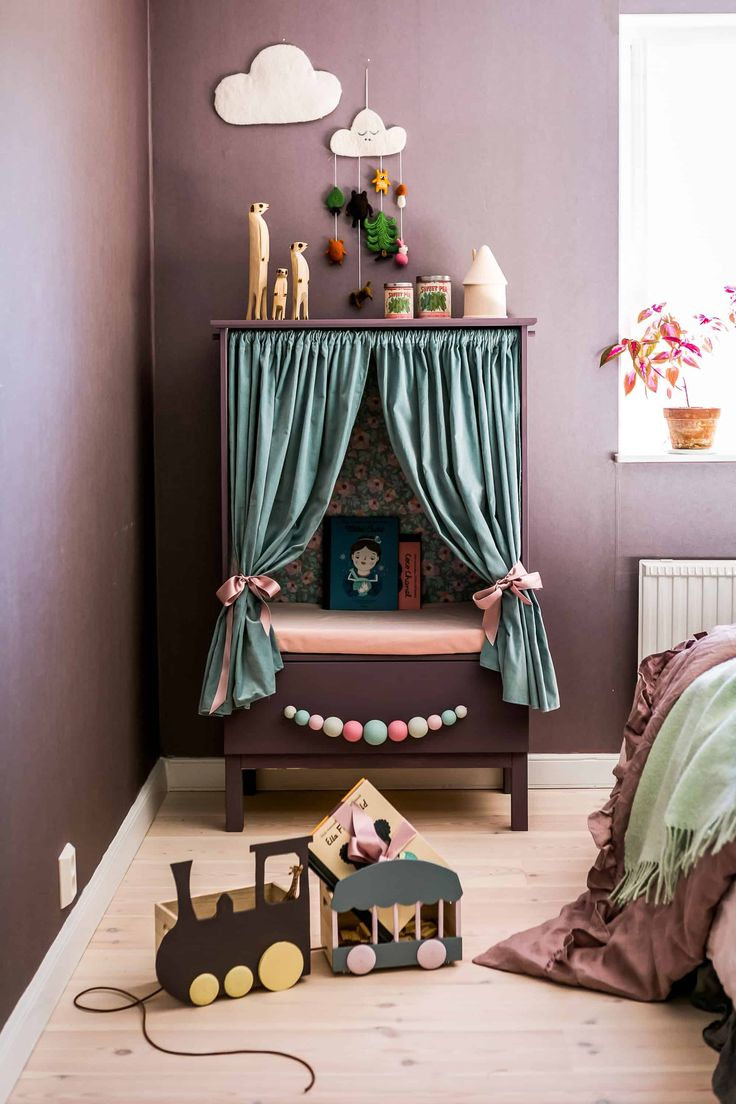 A few things for the long week end Kids bedroom
