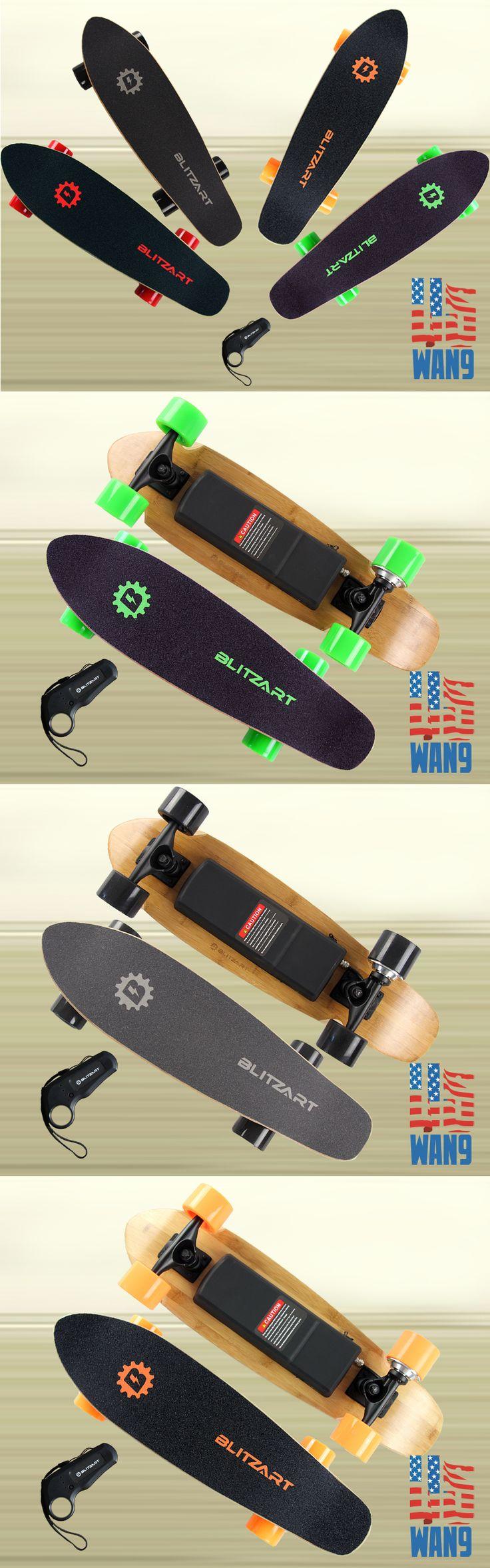 Longboards-Complete 165942: Cruiser Board Electric Skateboard Wireless Remote Control Hub Boost Motor Wheel -> BUY IT NOW ONLY: $177.5 on eBay!