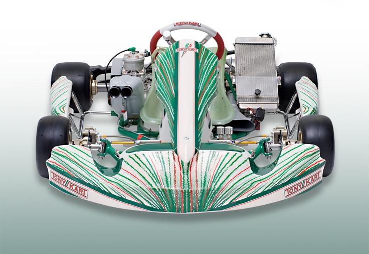 Ahhh. Tony Kart