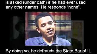 The most dangerous Barack Obama video ever!!! - YouTube