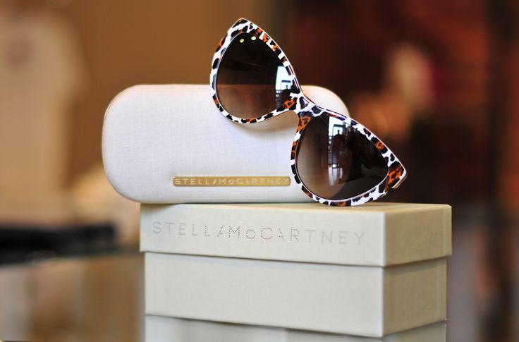 Stella McCartney #sunglasses #summer #leopard #style