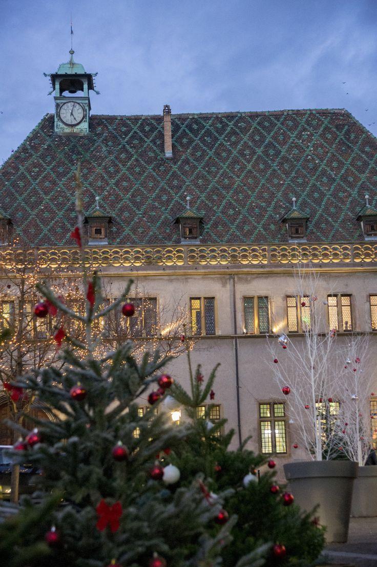 Le Koïfhus impérial à Noël #Colmar #Alsace #France #Noël #Christmas #Weihnachten #magic #magie #Zauber #travel #voyage #Reise #sapin #Tannenbaum #christmastree #patrimoine #heritage #Erbe