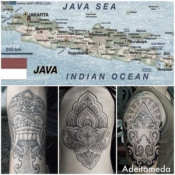 Javanese Art Tattoo  Adeitameda JKT