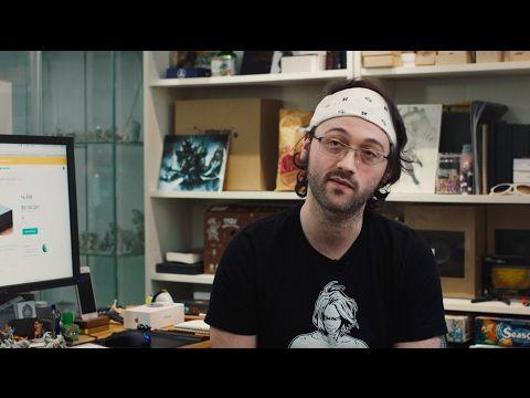 Building a Creative Career on Kickstarter: A Visit to Kingdom Death — Kickstarter