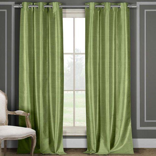 Imel Solid Blackout Thermal Grommet Curtain Panels Grommet