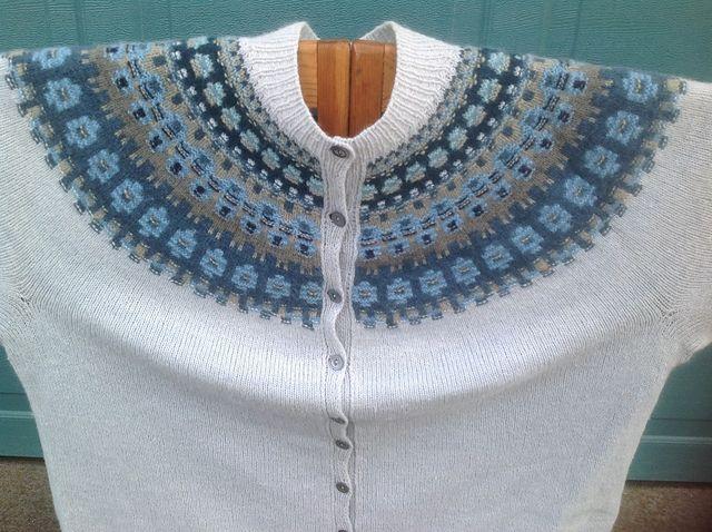 Ravelry: schrouderknits' Joan's Blue Shimmer