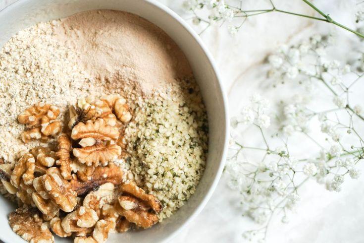 Frühstücksbrei selbstgemacht – creamy Peanutbutter Instant Oatmeal