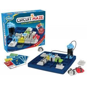 Circuit Maze - a Thinkfun újdonsága
