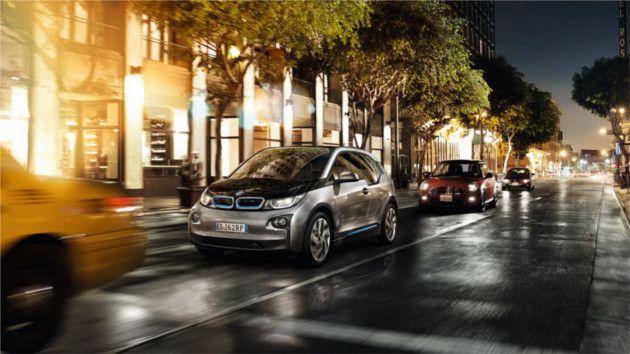 Nuova BMW i3: il futuro della mobilità è in città. #Top_Partners